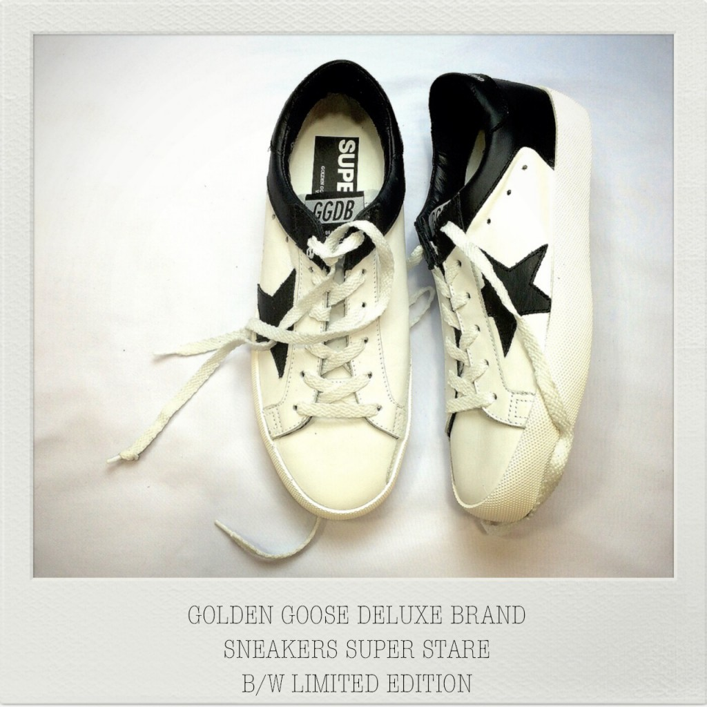 bianca  brillante /yuri/golden goose/写真